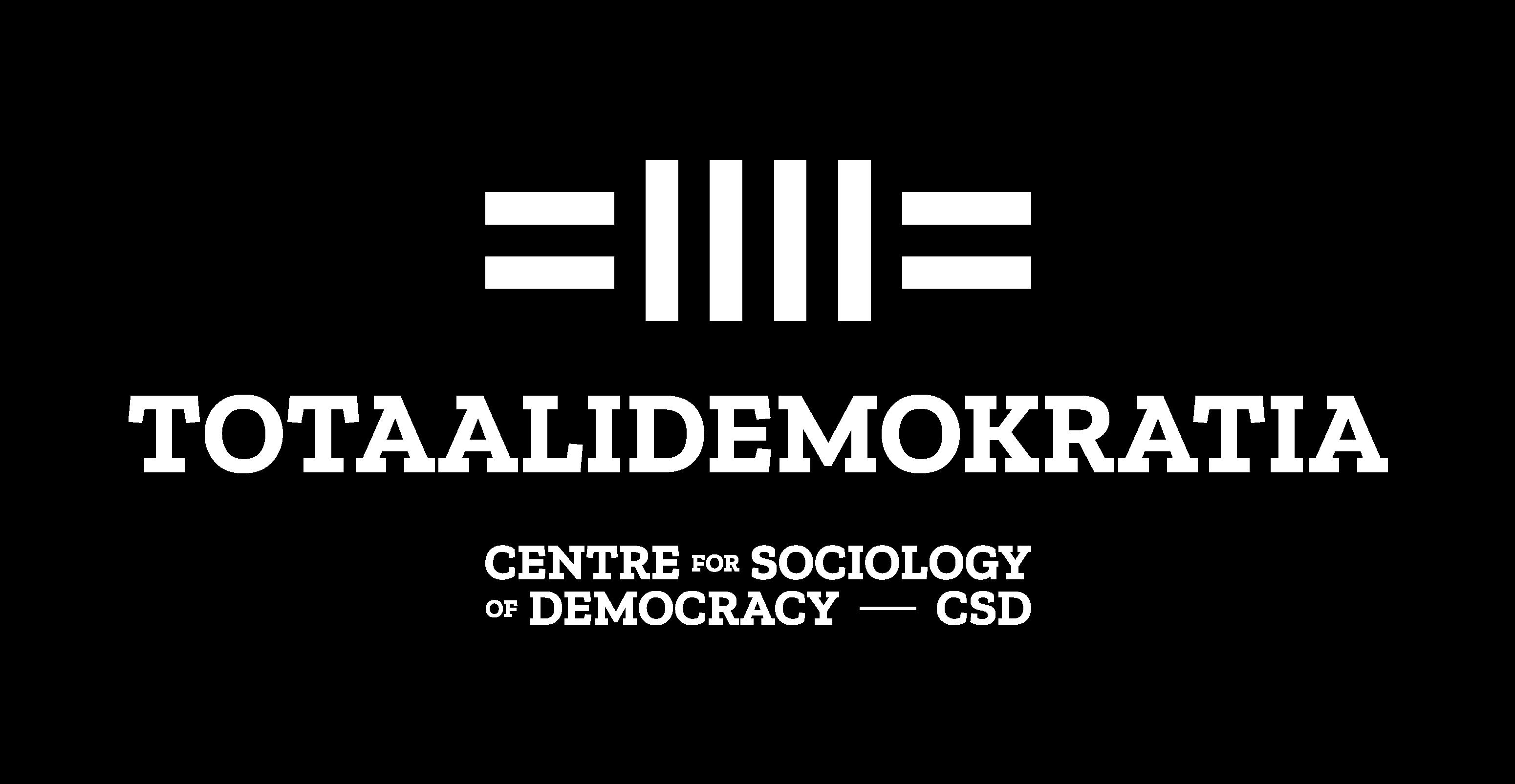 Totaalidemokratia logo